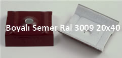 sandviç panel semeri ral 3009 bordo